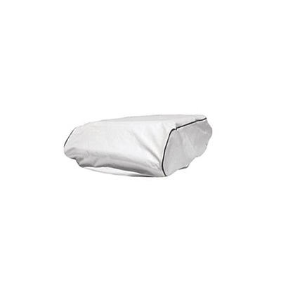 RV AC Cover - ADCO - Fits Carrier Low Profile - Polar White