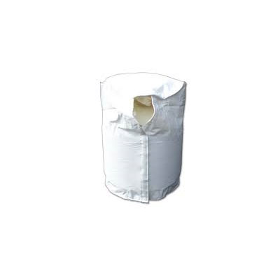 Propane Tank Cover - ADCO Single 20-Pound Propane Tank Cover - Polar White