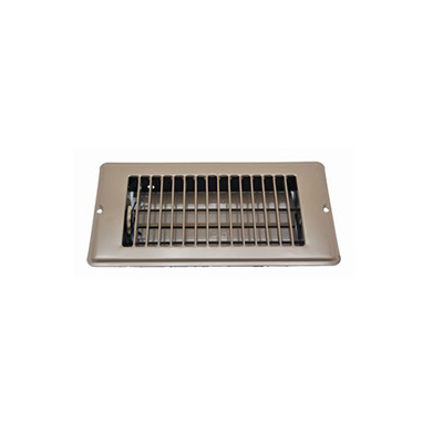Floor Registers - AP Products Metal 4