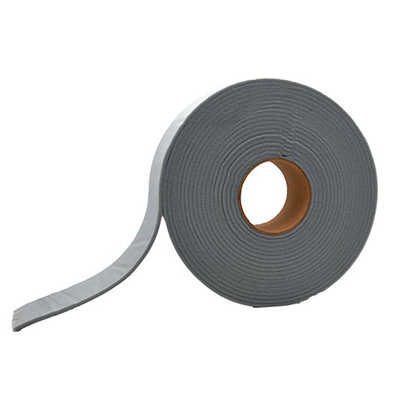 Cap Tape - AP Products Mylar Backed Foam Tape With Adhesive 2-1/2