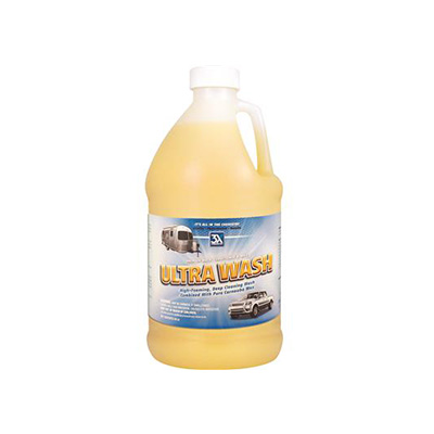 RV Wash & Wax - 3X Chemistry Ultra Wash - Carnauba - 64 Ounces