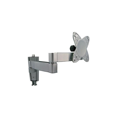 TV Mount - Jensen Flat Screen Double Swing Arm Tilting TV Mount
