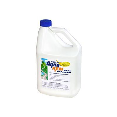 Holding Tank Treatment - Thetford Aqua-Kem Holding Tank Deodorant Liquid - 1 Gallon