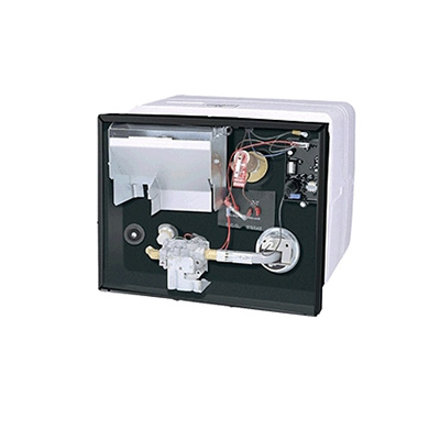 Water Heater - Atwood 6G Propane/Electric Water Heater With Heat Exchanger - GCH6AA-10E