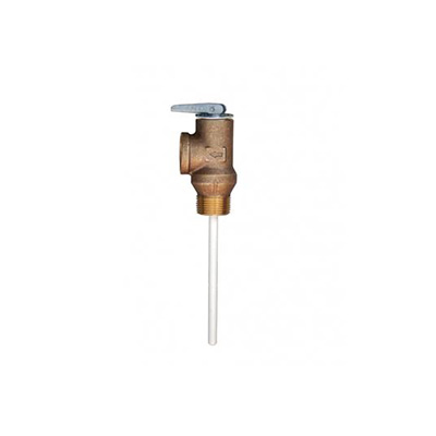 "Pressure Relief Valve - Atwood Water Heater Pressure Releif Valve With 1/2"" NPT Fitting"
