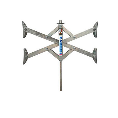 Wheel Chocks - BAL X-Tended Fit Locking X-Chock 1 Per Pack