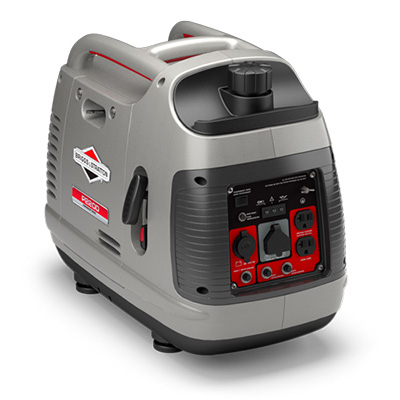 Generator - Briggs & Stratton Parallel Capable Portable Inverter Generator - 2200W
