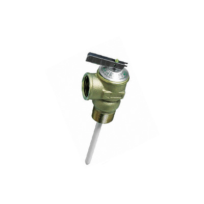 Pressure Relief Valve - Camco Temperature And Pressure Releif Valve With 1/2