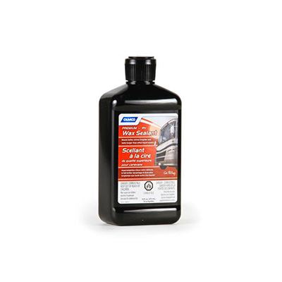 RV Wax - Camco Buff Style Wax Polish - 16 Ounce Jug