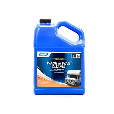 RV Wash & Wax - Camco - Pro-Strength - 1 Gallon