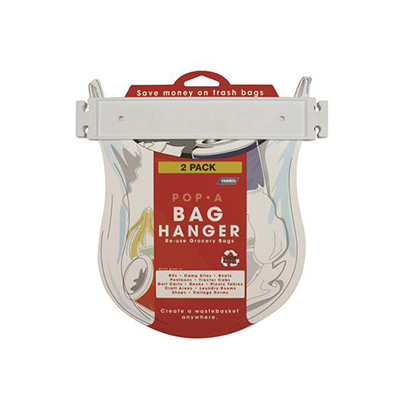 Bag Hanger - Camco Pop-A-Bag Hangers - 2 Per Pack
