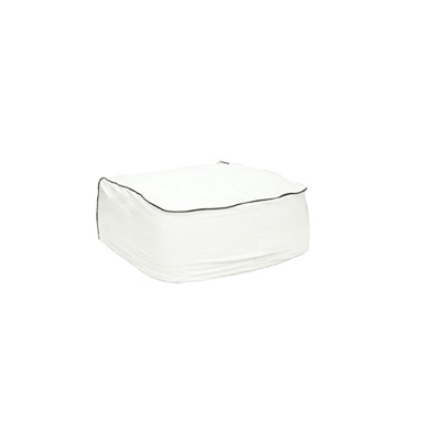 RV Air Conditioner Cover - Camco AC Cover Fits Coleman Mach I, II, III & TSR - Arctic White