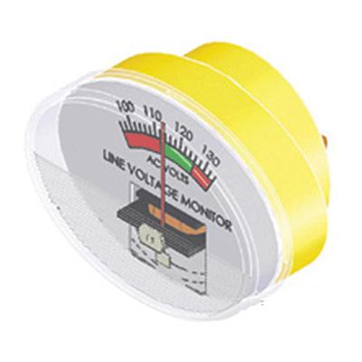 Voltage Meter - Camco - 120 Volts AC