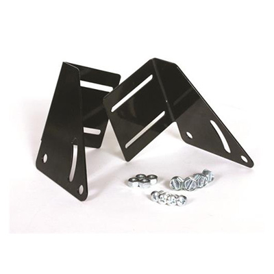 RV Level Brackets - Camco AccuLevel Fifth Wheel Pin Box Installation Brackets - 2 Per Pack