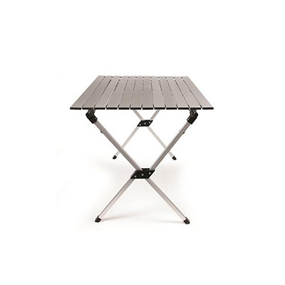 Camping Tables - Camco Aluminum Top Roll-Up Table With Carry Bag