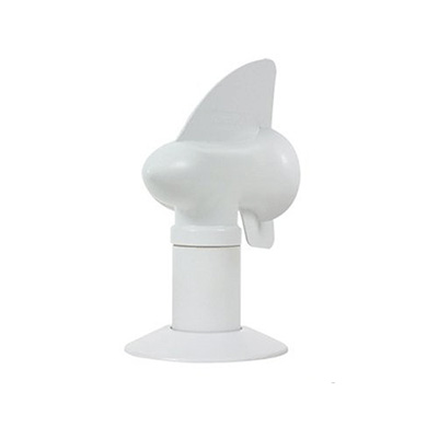 Sewer Vent Cap - Cyclone Sewer Vent Cover - White