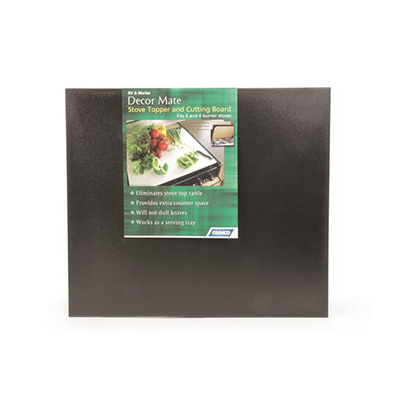 Range Cover - Decor-Mate Stove Top Cover - Black