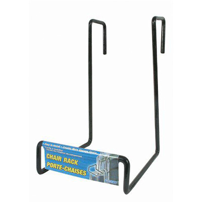 Chair Carrier - Camco Ladder Mount Chair Rack