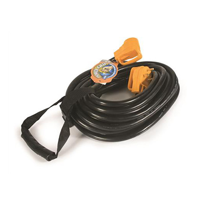 Power Cord - Power Grip RV Extension Cord 30A - 50'L