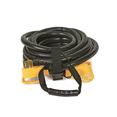 Power Cord - Power Grip RV Extension Cord 50A - 30'L