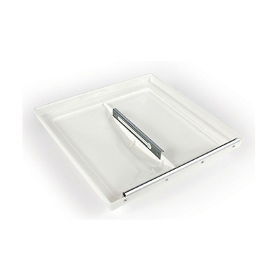 RV Roof Vent Lid - Camco Vent Lid Fits Elixir Models Manufactured Before 1994 - White