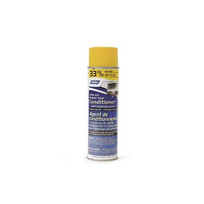 Rubber Seal Conditioner - Camco Rubber Seal Conditioner 16 Ounce Aerosol Can