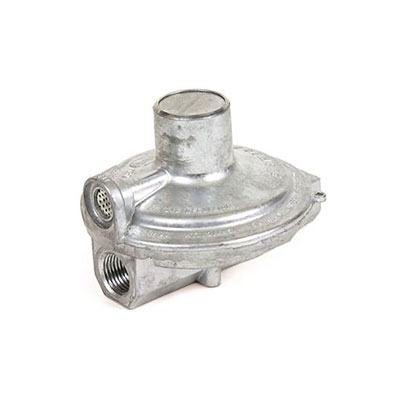 Propane Regulator - Camco Single-Stage Low Pressure Appliance Regulator