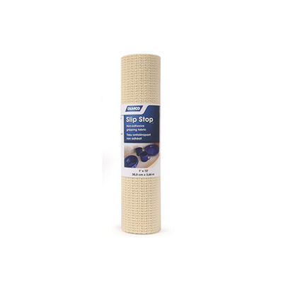 "Shelf Liner - Camco Slip Stop 12""W x 12'L - Cream"