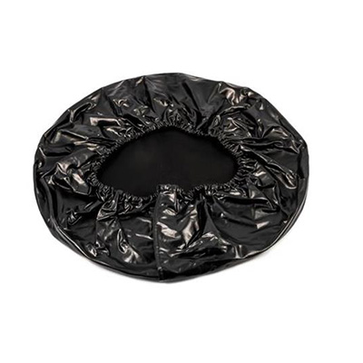 Tire Covers - Camco - Spare Wheel - 21-1/2 Inch - Black