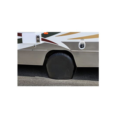 Wheel Covers - Camco Wheel And Tire Protector Covers 24
