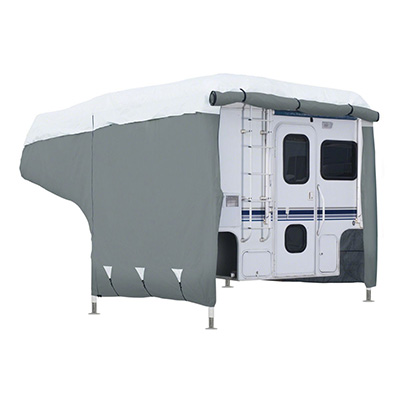 Truck Camper Cover - PermaPRO - 10' To 12'