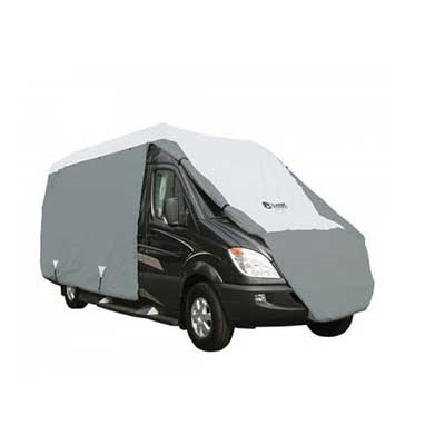 Van Cover - PolyPRO 3 Deluxe Alll Season Class B Model 2 Van Cover - 20'L To 23'L