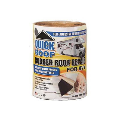 Repair Tape - Quick Roof EPDM Repair Tape 6