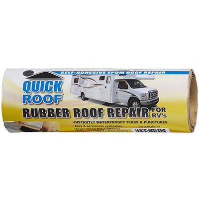 RV Roof Repair Tape - Quick Roof - EPDM - 6