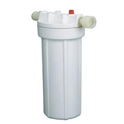 Water Filter System - Culligan Exterior Single Water Filter System With Cartridge