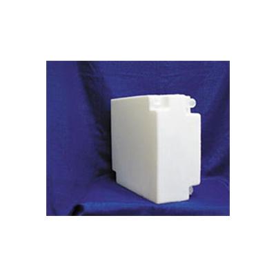 Water Holding Tank - Custom Roto-Molding 20G Fresh Water Holding Tank - White