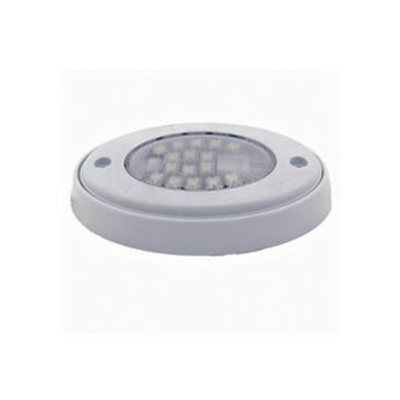 Interior Lights - Diamond Group 12V LED Oval Light With Click On/Off Power Control