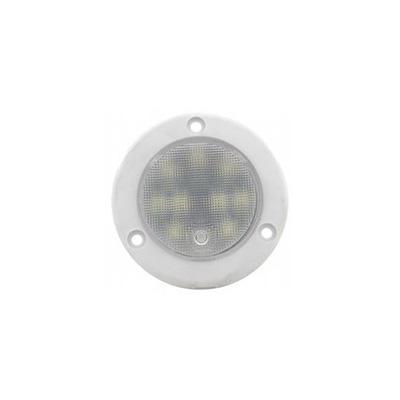 RV Interior Lights - Diamond Group - LED - 12V - Click On/Off - Round