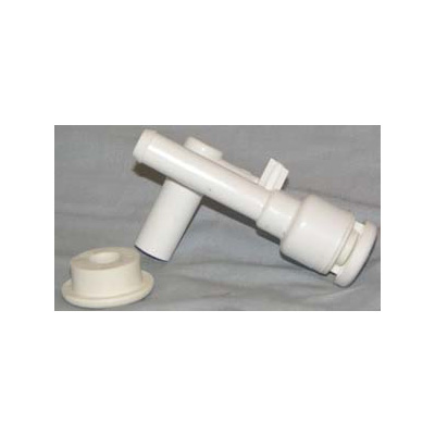 Toilet Parts - Dometic Toilet Vacuum Breaker Fits Sealand Without Hand Sprayer