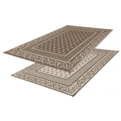 Mats - Faulkner Vineyard 9' x 12' Outdoor Mat - Beige