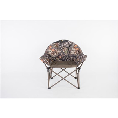 Camping Chair - Faulkner - Big Dog - Bucket Style - Camo