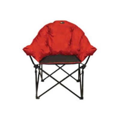 Camping Chairs - Faulkner - Big Dog - Bucket Style - Burgundy