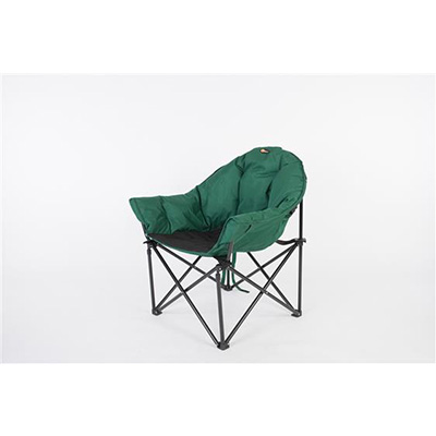 Camping Chairs - Faulkner - Large Size - Bucket Style - Green
