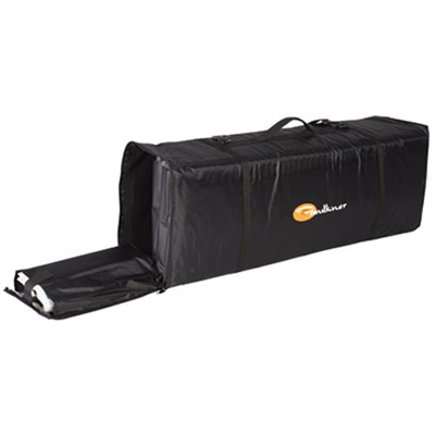 Mat Carry Bag - Faulkner Weather-Resistant Mat Storage Bag - Black
