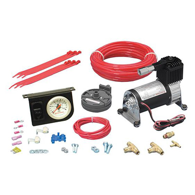 Helper Spring Kit - Level Command II Helper Spring Kit With Air Compressor