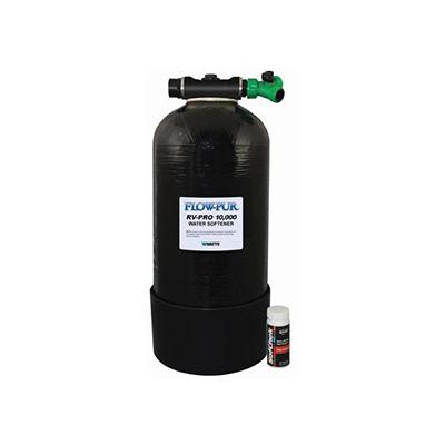 Water Softener - Flow-Pur/Watts RV-PRO 10000 Water Softener - 4 GPM
