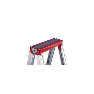 Step Ladder Top - GP Logistics Folding Step Ladder Top Shelf Red