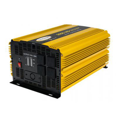 Power Inverter - Go Power 3000 Watt Modified Sine Wave Inverter