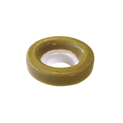 Toilet Floor Seal - Howard Berger - AquaPlumb - Wax - With Plastic Flange