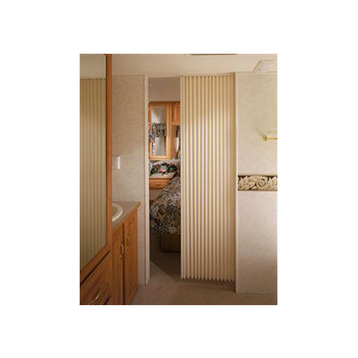 Interior Doors - Irvine Folding Interior Door With PVC Hardware 24